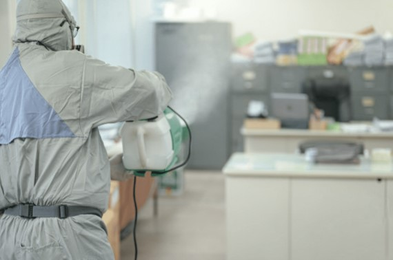 Commercial Disinfecting Cleaning