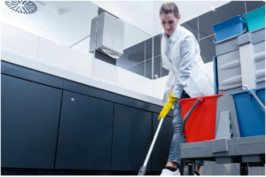 Cleaning in San Jose